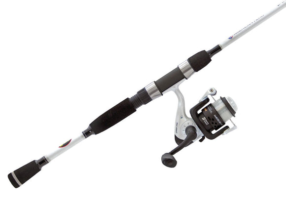 LEWS AMERICAN HERO WE GO COMBO SPINNING 6ft M 2pc w/LINE  Rod & Reel Combos Lews - Hook 1 Outfitters/Kayak Fishing Gear