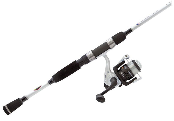 LEWS AMERICAN HERO WE GO COMBO SPINNING 6ft 6in M 2pc w/LINE  Rod & Reel Combos Lews - Hook 1 Outfitters/Kayak Fishing Gear