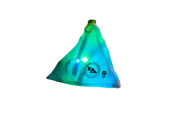 mtnGLO Tent & Camp Lights Blue/Green Tents Big Agnes - Hook 1 Outfitters/Kayak Fishing Gear