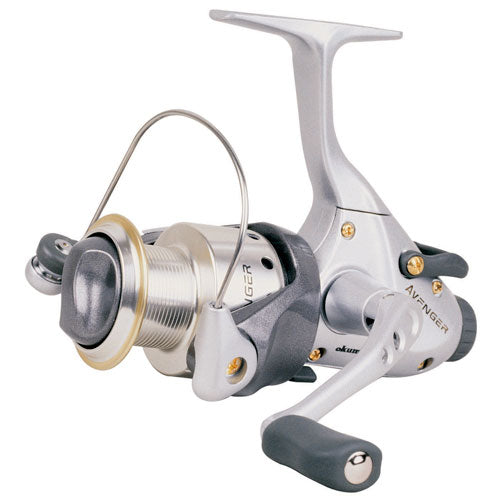 OKUMA AVENGER BAITFEEDER REEL SPINNING 5.0:1 6bb+1rb 180/10  Reels - Spinning Okuma - Hook 1 Outfitters/Kayak Fishing Gear
