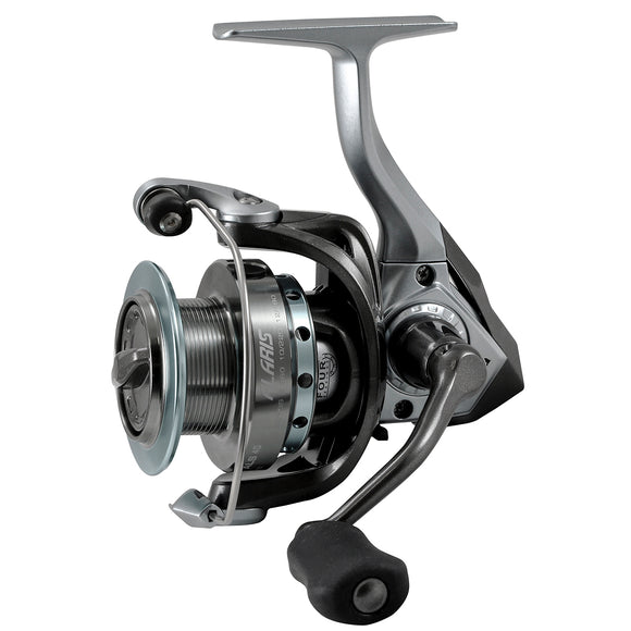 OKUMA ALARIS REEL SPINNING 4.8:1 3bb+1rb 110/6  Reels - Spinning Okuma - Hook 1 Outfitters/Kayak Fishing Gear