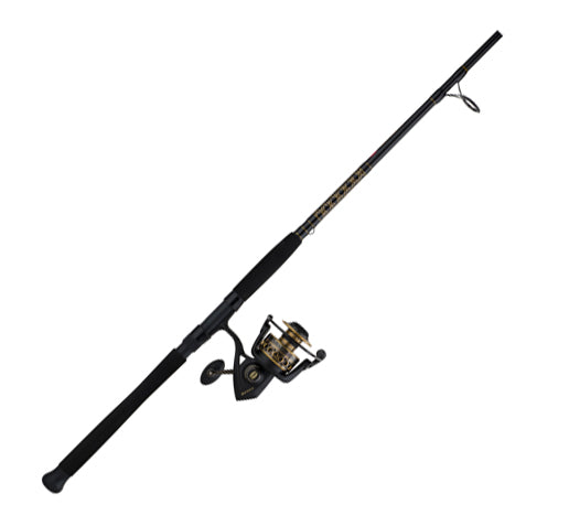 PENN BATTLE II COMBO SPINNING 4000 7ft M 1pc  Rod & Reel Combos Penn - Hook 1 Outfitters/Kayak Fishing Gear
