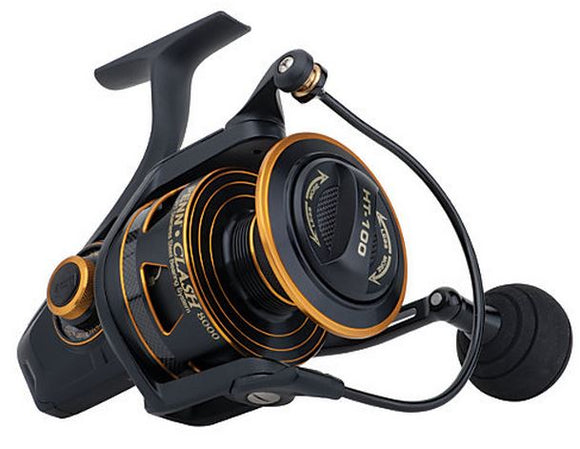 PENN CLASH REEL SPINNING 9bb 5.6:1 200/15  Reels - Spinning Penn - Hook 1 Outfitters/Kayak Fishing Gear