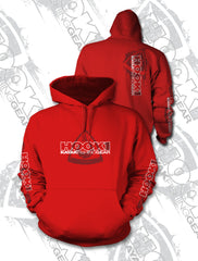 HOOK 1 Faded Spearpoint Logo Hoodie