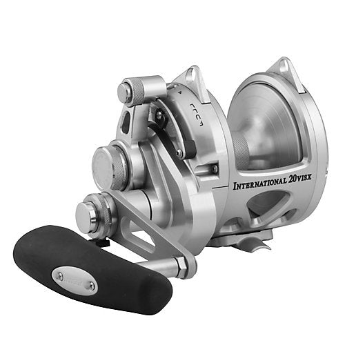 PENN INTERNATIONAL VISX REEL 2 SPEED WIDE 550/30  Reels - Conventional Penn - Hook 1 Outfitters/Kayak Fishing Gear