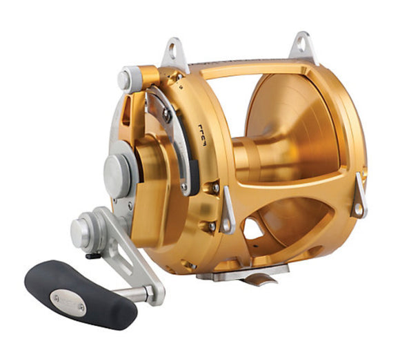 PENN INTERNATIONAL VIS REEL 2 SPEED WIDE 960/60  Reels - Conventional Penn - Hook 1 Outfitters/Kayak Fishing Gear