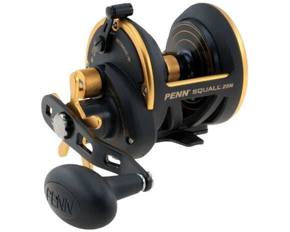 PENN SQUALL STAR DRAG REEL CONV 6+1bb 6.0:1 300/25  Reels - Conventional Penn - Hook 1 Outfitters/Kayak Fishing Gear