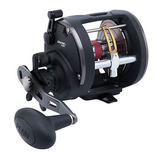 PENN WARFARE LEVELWIND REEL CONV 3bb 5.1:1 375/12  Reels - Conventional Penn - Hook 1 Outfitters/Kayak Fishing Gear