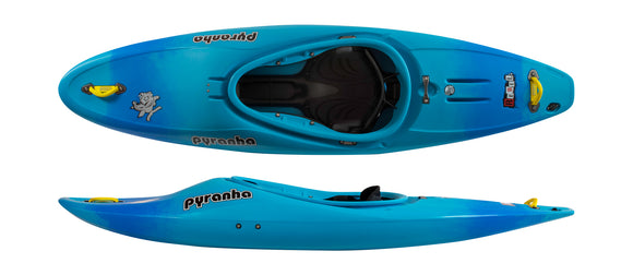Rebel  Kayaks Pyranha - Hook 1 Outfitters/Kayak Fishing Gear