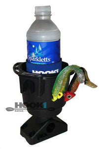 Scotty Drink Holder #311  Outfitting and Rigging Scotty - Hook 1 Outfitters/Kayak Fishing Gear