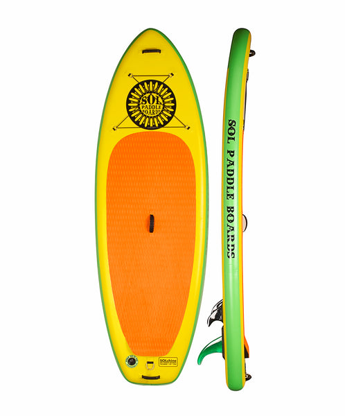 SOLshine  SUP Board SOL Paddle Boards - Hook 1 Outfitters/Kayak Fishing Gear
