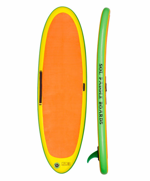SOLshiva  SUP Board SOL Paddle Boards - Hook 1 Outfitters/Kayak Fishing Gear