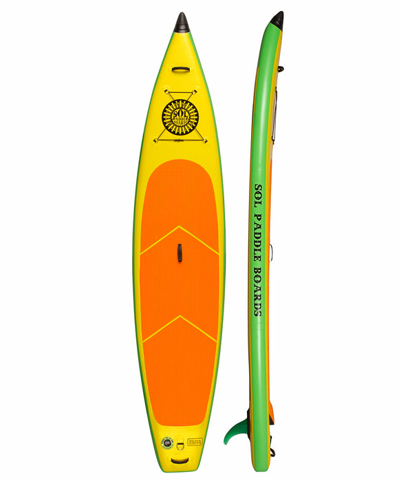 SOLsonic  SUP Board SOL Paddle Boards - Hook 1 Outfitters/Kayak Fishing Gear