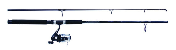 SEA STRIKER PIER/SURF COMBO SPINNING 60sz 9ft 2pc M  Rod & Reel Combos Sea Striker - Hook 1 Outfitters/Kayak Fishing Gear