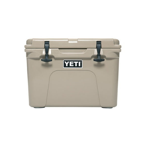 Tundra 35 Desert Tan Cooler Yeti - Hook 1 Outfitters/Kayak Fishing Gear