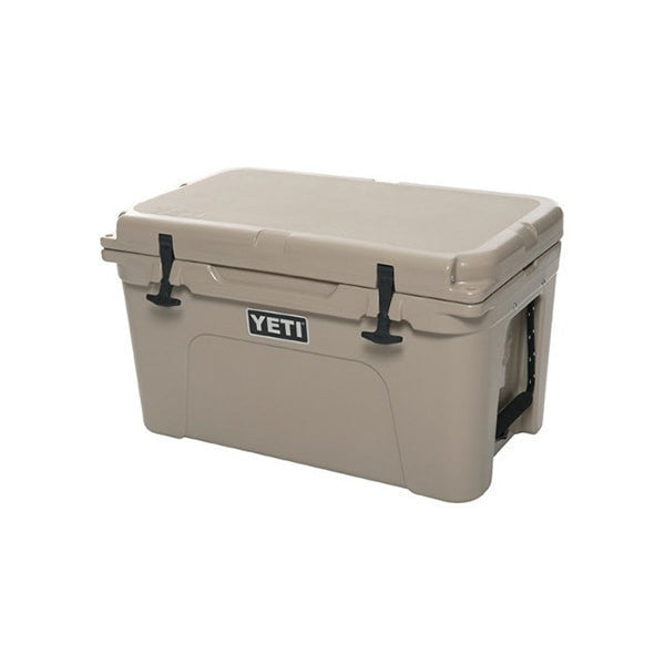 Tundra 45 Desert Tan Cooler Yeti - Hook 1 Outfitters/Kayak Fishing Gear