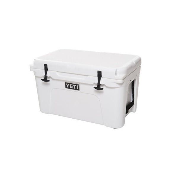 Tundra 45 White Cooler Yeti - Hook 1 Outfitters/Kayak Fishing Gear