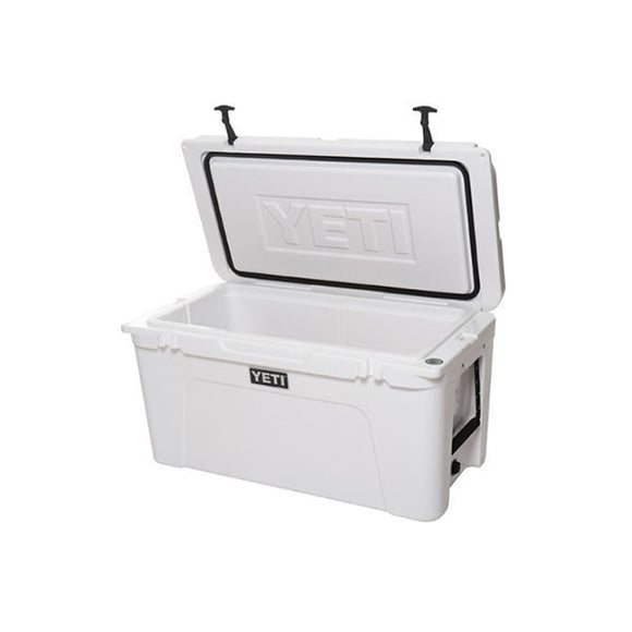 Tundra 75 White Cooler Yeti - Hook 1 Outfitters/Kayak Fishing Gear