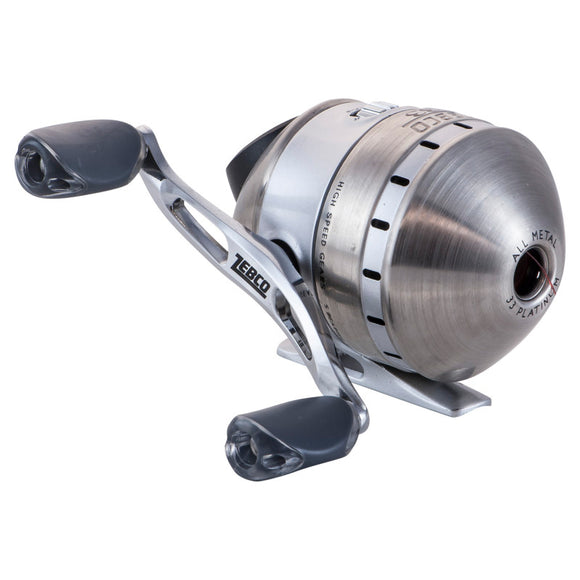 ZEBCO 33 PLATINUM REEL SPINCAST 5bb BOX  Reels - Spincast Zebco - Hook 1 Outfitters/Kayak Fishing Gear