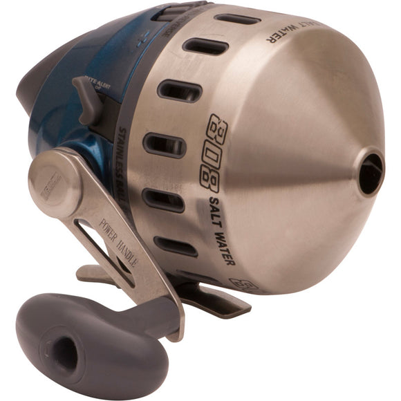 ZEBCO 808 SALTWATER REEL SPINCAST HVY DUTY SS BB DRIVE  Reels - Spincast Zebco - Hook 1 Outfitters/Kayak Fishing Gear
