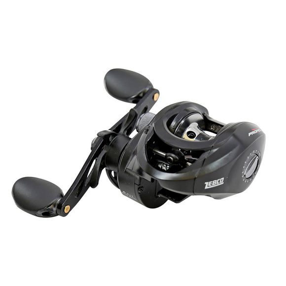 ZEBCO PROPEL REEL BAITCAST 6bb 6.1:1 120/12  Reels - Spincast Zebco - Hook 1 Outfitters/Kayak Fishing Gear