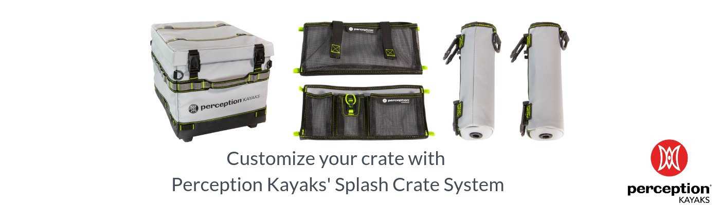 Perception Kayaks Splash Crate