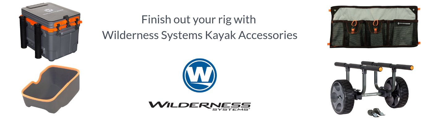 Wilderness Systems Kayak Accessories