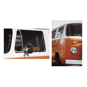 Orange Bus Collection