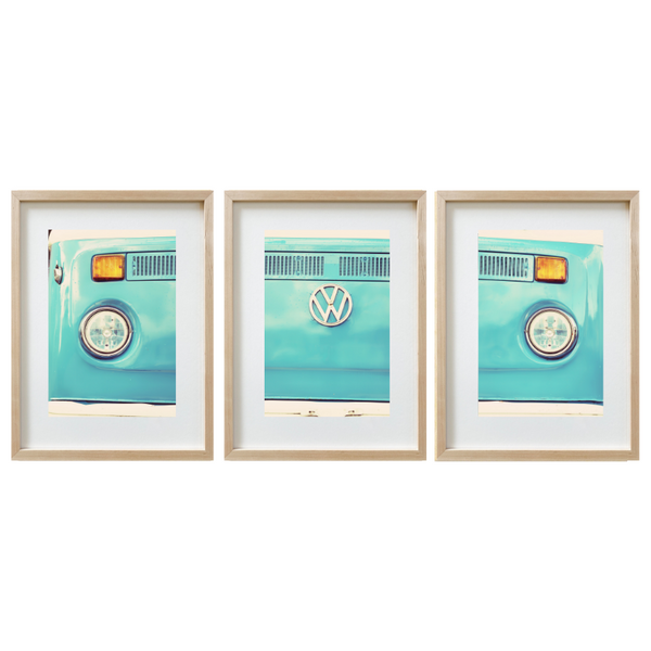 VW Turquoise Collection