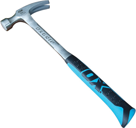 OX Tools 22 Ounce Framing Hammer | Smooth Face - OX Tools