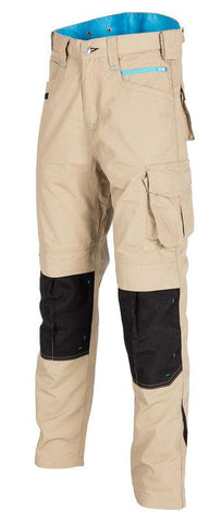 OX Ripstop Trousers - Beige - OX Tools