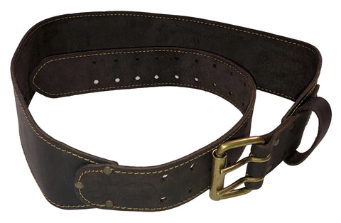 3-Inch Tool Belt | Oil-Tanned Leather - OX Tools