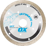 Ultimate Segmented Tile Diamond Blade Series | Tile/Stone - OX Tools