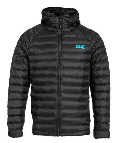 OX Ribbed Puffer Jacket - OX Tools