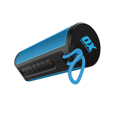 OX Tools Bluetooth Speaker - OX Tools
