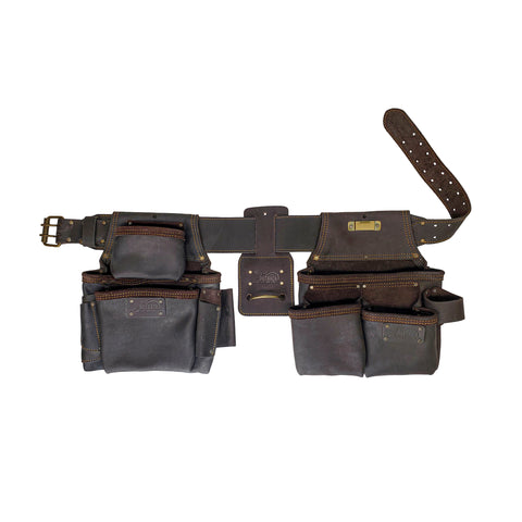Four Piece Construction Rig | Oil-Tanned Leather - OX Tools