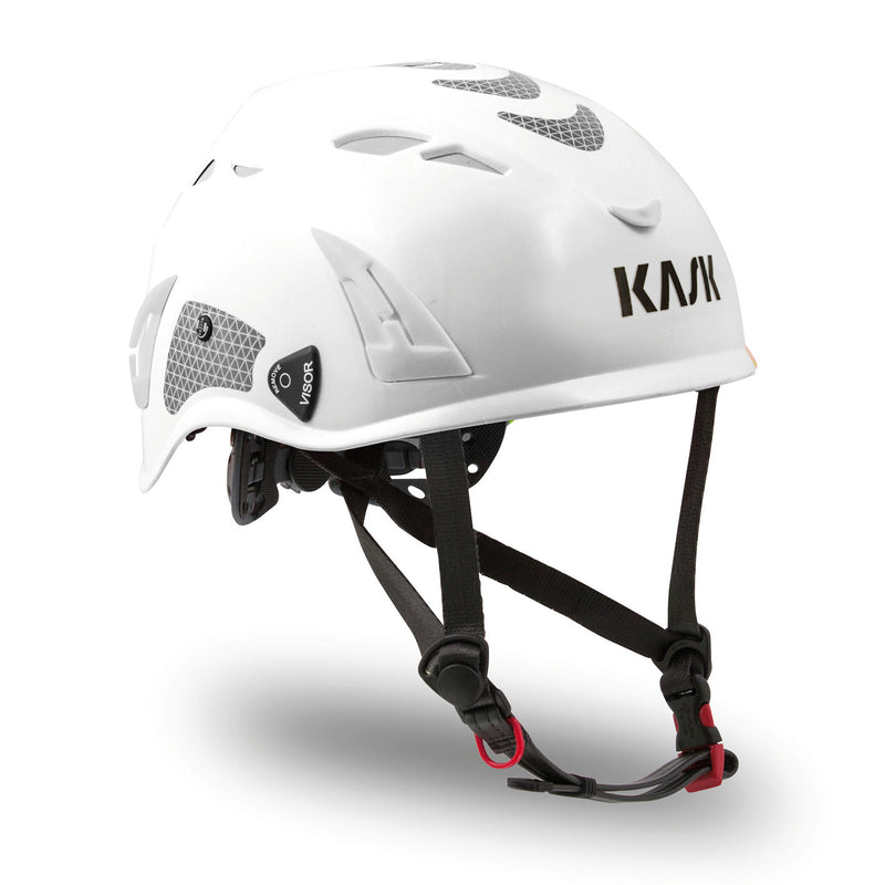 KASK VENTILATED SUPERPLASMA HI VIS SAFETY HELMETS