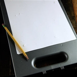 Metal Field Desk, With Pencil