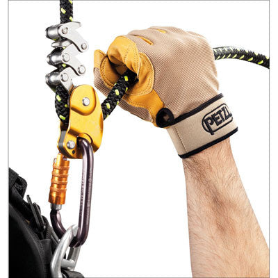 Petzl Zillion Lanyard Being Attached