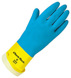 MCR Chem-Tech Neoprene over Latex Gloves