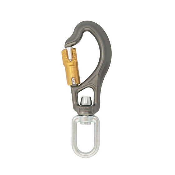 DMM Sidewinder Locksafe Carabiner with ANSI Gate