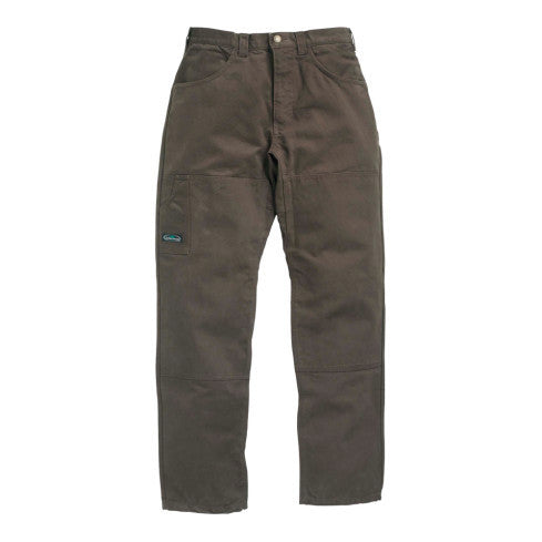 A Pair Of Brown Arborist Pants