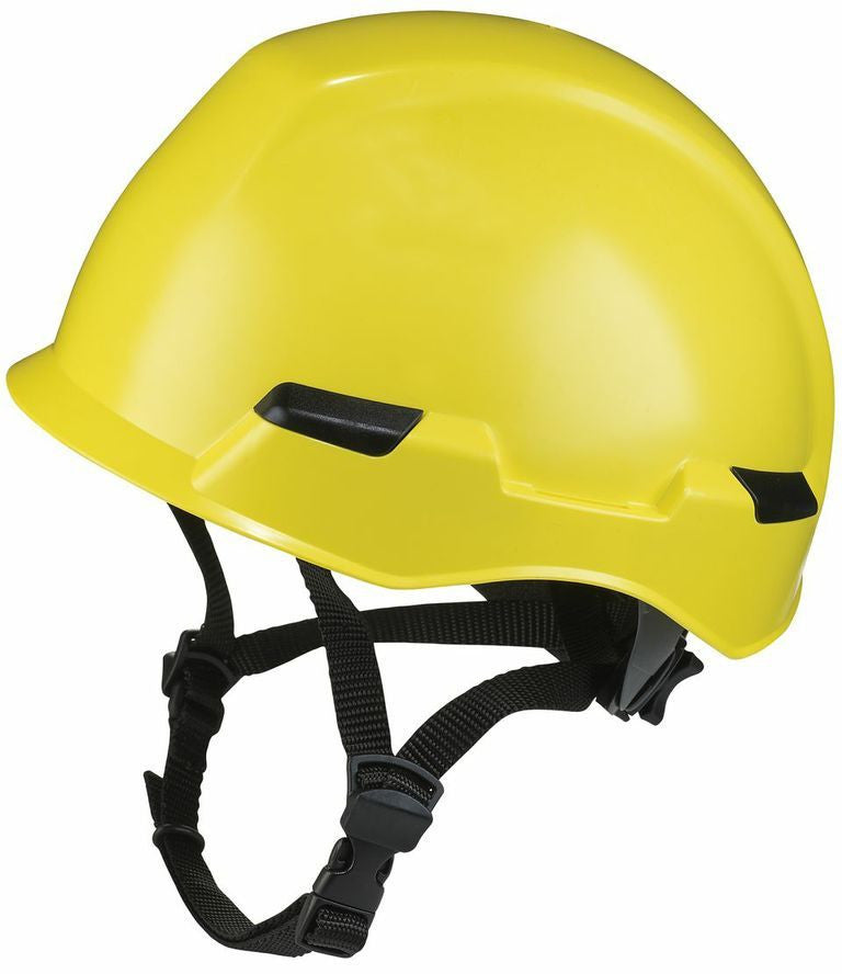 Yellow Dynamic Safety Helmet