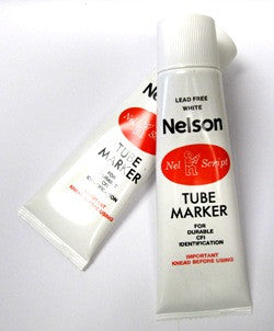 Nelscript Tube Marker Paint