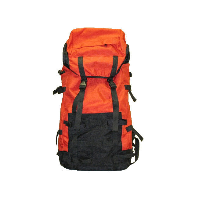 Orange Geological Backpack