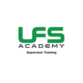 UFS Academy Supervisor Training