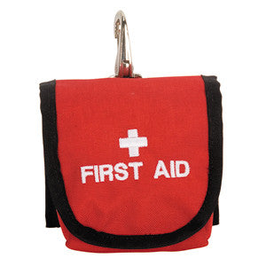 Weaver First Aid Bag With Snap