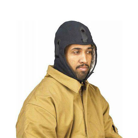 Cotton Winter Hardhat Liner Without Face Shield