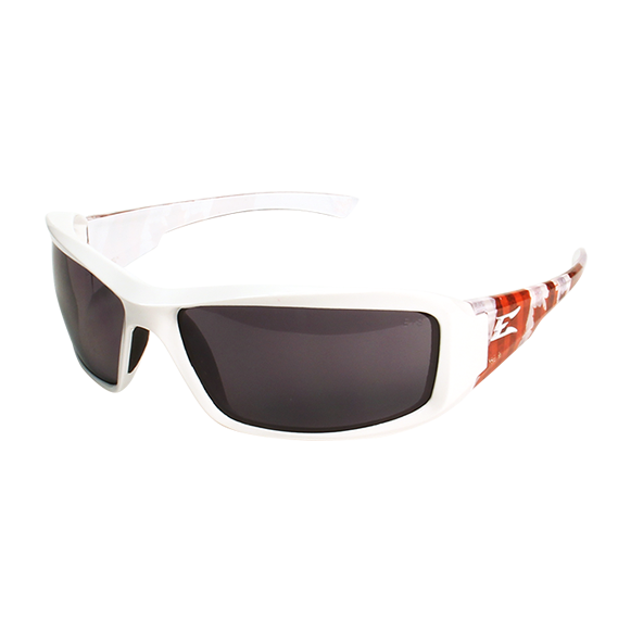 Edge Brazeau Safety Glasses (Canada Flag)