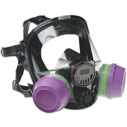 North 7600 Series Full-face Mask Respirator